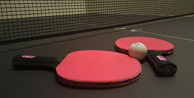 Cral Menarini - torneo di ping pong